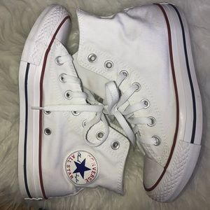 Converse All Star High Tops - Classic White